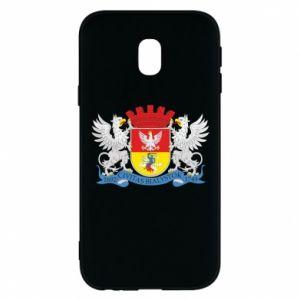 Samsung J3 2017 Case Bialystok coat of arms