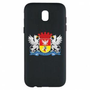 Samsung J5 2017 Case Bialystok coat of arms