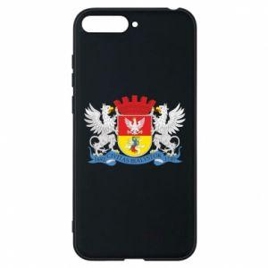Huawei Y6 2018 Case Bialystok coat of arms