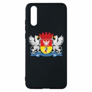 Huawei P20 Case Bialystok coat of arms