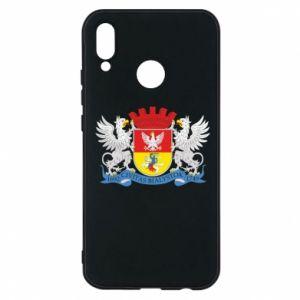 Huawei P20 Lite Case Bialystok coat of arms