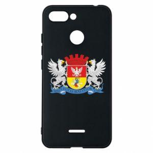 Xiaomi Redmi 6 Case Bialystok coat of arms
