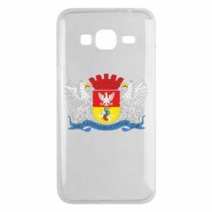 Samsung J3 2016 Case Bialystok coat of arms