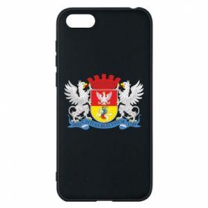 Huawei Y5 2018 Case Bialystok coat of arms