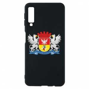 Samsung A7 2018 Case Bialystok coat of arms