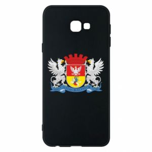 Samsung J4 Plus 2018 Case Bialystok coat of arms