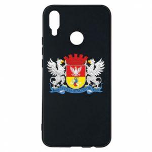 Huawei P Smart Plus Case Bialystok coat of arms