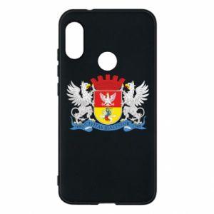 Mi A2 Lite Case Bialystok coat of arms
