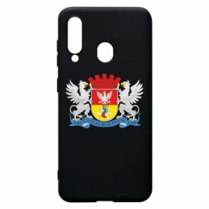 Samsung A60 Case Bialystok coat of arms