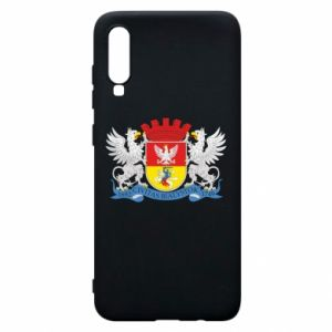 Samsung A70 Case Bialystok coat of arms