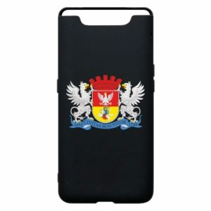 Samsung A80 Case Bialystok coat of arms