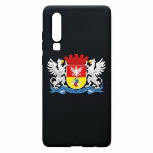Huawei P30 Case Bialystok coat of arms