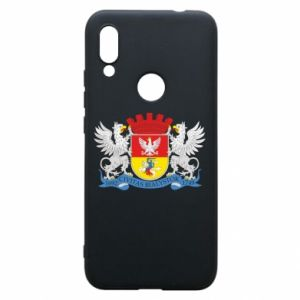 Xiaomi Redmi 7 Case Bialystok coat of arms