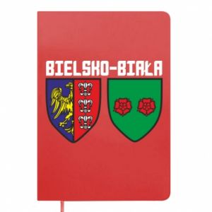 Notepad Emblem Bielsko-Biala