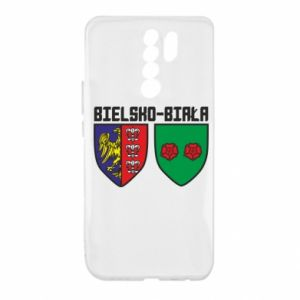 Xiaomi Redmi 9 Case Emblem Bielsko-Biala