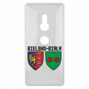 Etui na Sony Xperia XZ2 Herb Bielska-Biała