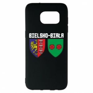 Etui na Samsung S7 EDGE Herb Bielska-Biała