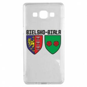 Etui na Samsung A5 2015 Herb Bielska-Biała