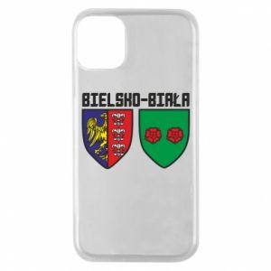 Etui na iPhone 11 Pro Herb Bielska-Biała