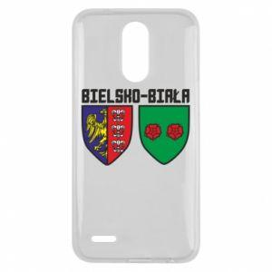 Etui na Lg K10 2017 Herb Bielska-Biała
