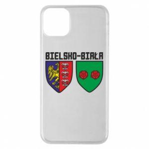 Etui na iPhone 11 Pro Max Herb Bielska-Biała