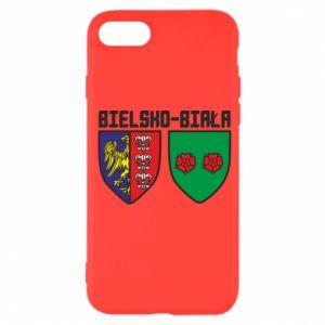 Etui na iPhone SE 2020 Herb Bielska-Biała
