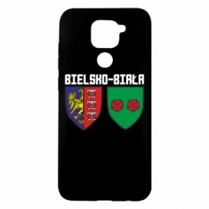 Etui na Xiaomi Redmi Note 9/Redmi 10X Herb Bielska-Biała
