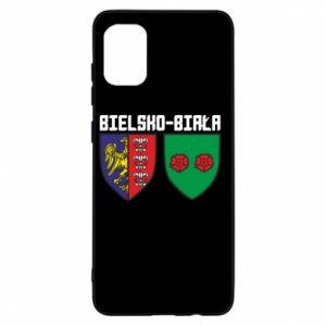 Etui na Samsung A31 Herb Bielska-Biała