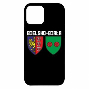 Etui na iPhone 12 Pro Max Herb Bielska-Biała