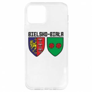 Etui na iPhone 12/12 Pro Herb Bielska-Biała