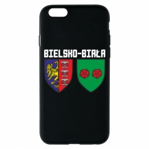 Etui na iPhone 6/6S Herb Bielska-Biała