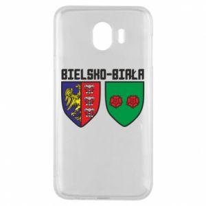 Etui na Samsung J4 Herb Bielska-Biała