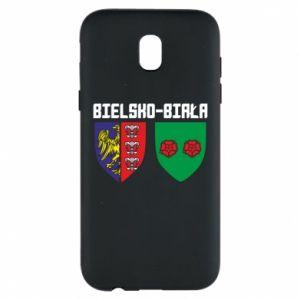 Etui na Samsung J5 2017 Herb Bielska-Biała