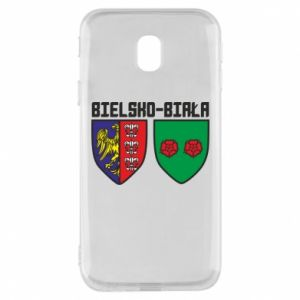 Etui na Samsung J3 2017 Herb Bielska-Biała