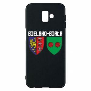 Etui na Samsung J6 Plus 2018 Herb Bielska-Biała