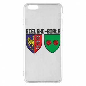 Etui na iPhone 6 Plus/6S Plus Herb Bielska-Biała