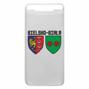 Etui na Samsung A80 Herb Bielska-Biała