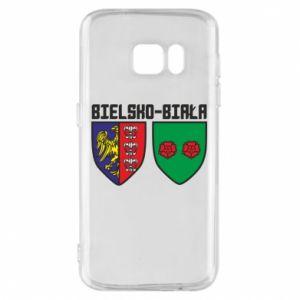 Etui na Samsung S7 Herb Bielska-Biała