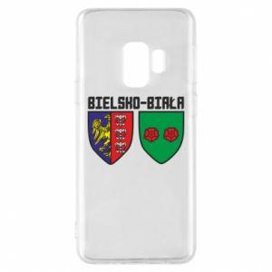 Etui na Samsung S9 Herb Bielska-Biała