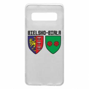 Etui na Samsung S10 Herb Bielska-Biała