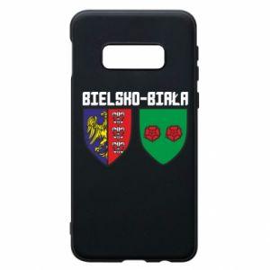 Etui na Samsung S10e Herb Bielska-Biała