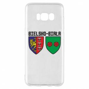Etui na Samsung S8 Herb Bielska-Biała