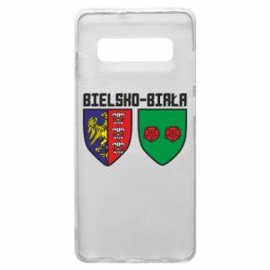Etui na Samsung S10+ Herb Bielska-Biała