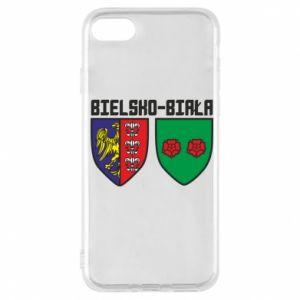 Etui na iPhone 7 Herb Bielska-Biała