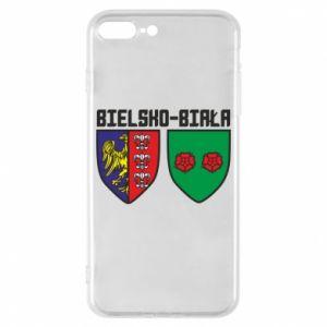 Etui na iPhone 8 Plus Herb Bielska-Biała