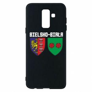 Etui na Samsung A6+ 2018 Herb Bielska-Biała