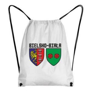 Plecak-worek Herb Bielska-Biała