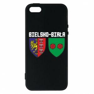 Etui na iPhone 5/5S/SE Herb Bielska-Biała