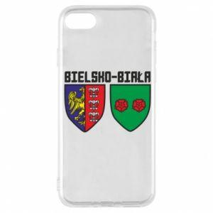 Etui na iPhone 8 Herb Bielska-Biała