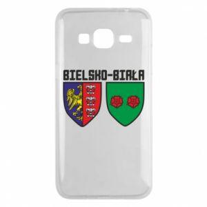 Etui na Samsung J3 2016 Herb Bielska-Biała